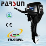 F9.9bwl, 9.9HP Long Shaft and Electric Start 4-Stroke Outboard Motor