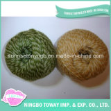Fancy Worsted Hand Weaving Craft Knitting Wool Yarn (T040)