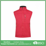 High Quality Outdoor Coat Softshell Vest with Factory Price