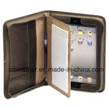 A5 Expandable Portfolio Folder Leather Organizer