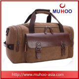 Big Canvas Travel Duffel Luggage Sports Bag for Outdoor