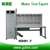 Class 0.05 6 Position Three Phase Energy Meter Test Bench According to IEC60736