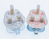 UK Fused Plug with Bsi Approval 13A 5A 3A