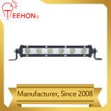 Super Slim 18W Powerful LED Light Bar with Adjustable Brackets