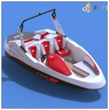 2017 Top Selling FRP Jet Boat Firefly with High Speed 480b