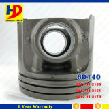Wholesale Excavator Diesel Engine Parts 6D140 Piston with Pin of OEM (6211-31-2130)