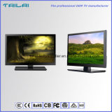 "FHD 21.5"" Small MOQ Fast Delivery LED TV Multi-OSD Language"