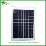 18V 20W Poly PV Solar Panel for 12V System (2017)