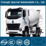 Sinotruk 14cbm Heavy HOWO A7 Concrete Mixer Truck