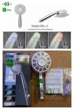 HS11 Good Quality 3colors LED Hand Shower Without Batteries