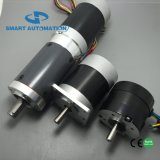 57mm 12V 24V 36V 48V Electric DC Brushless Motor, BLDC Planetary Gear Motor