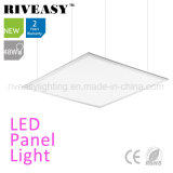 48W LED Panel with PMMA LGP 90lm/W Ra>80
