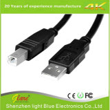 USB Type B Cable for Printers Scanners POS Machines