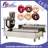 Automatic Electric Small Donut Fryer Donut Making Machine for Snacks