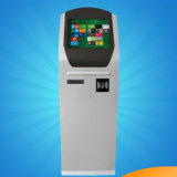 Bus Station Bill Payment Kiosk with Ticket Printer ID Card