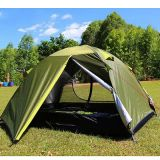2 People Couple Special Cross-Country Camping Oudoor Rainproof Tent
