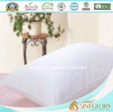 Comfortable Goose Duck Feather Down Three Chamber Pillow