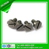 Special Slotted Cross Drive Galvanized Machine Screws
