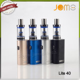 Crazy! ! Mini Design Lite 40 Kit 2ml Oil E Cigarette Vaporizer Wholesale Price Lite 40 Start Kit
