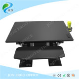 Jeo Jn-K06 Desktop Side with Cup Holder German Okin Motor Electric Height Adjustable Ergonomic Stand up Desk