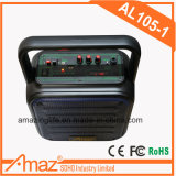 10 Inch Trolley Powered Bluetooth Speaker