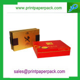 Custom Rigid Elegant Recycled Cardboard Paper Box Cosmetic Box Jewelry Box Necklace Box