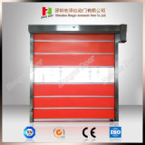 China Supplier High Quality Fast High Speed PVC Rolling Door (Hz-FC008)