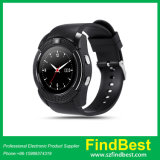 2017 Hot Sale Mtk6261 Bluetooth 3.0 Android Smart Watch V8 Support SIM Card Bluetooth Smart Watch