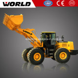 Construction Machinery 6ton Wheel Loader Compare to 966 Loader