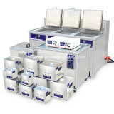 Digital Injector Industrial Ultrasonic Cleaner for Dental/Jewelry