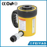 Oil Cylinder Center Hole Hydraulic Jack Double Acting Hollow Plunger Cylinder