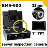Underwater Sewer Pipe Inspection Camera with 20-100m Cable