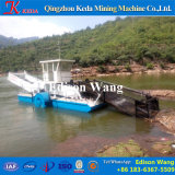 River Water Hyacinth Harvesting Ship