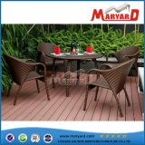 PE Wicker Leisure Dining Set Furniture