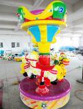 Mini Indoor Merry Go Round for Amusement Euipment Ride