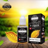 Hot Selling Yumpor British Tobacco 30ml E Liquid for Electric Cigarette