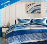 3 Piece Ocean Stripe Printed Cotton Comforter Set