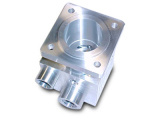 304 Stainless Steel CNC Machined