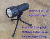 7 Watt Blue Light LED UV Torch Flashlight Lamp