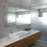 4-8mm Flat Frosted/Frosting/Acid Etched Glass for Bathroom