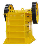 High Efficient Jaw Crusher (Patent Technology)