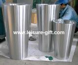 Tall Tapered Stainless Steel Pot Container (FO-9001)