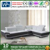 Corner Leather Sofa (LD-535)