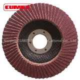 Flap Disc with Floral Leaf