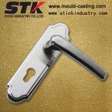 Zinc Plate, Zinc Handle, Door Handle Lock