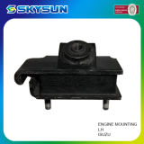 Japanese Truck Auto Spare Parts Lh Engine Mount for Isuzu
