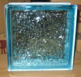 Sapphire Water Bubble Glass Block