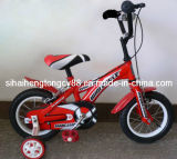 "Red 12"" Children Bike with Steel Full Chain Cover (SH-KB001)"