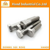 Hexagon Head Half Thread Stainless Steel Bolt