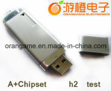 Metal Flash Disk with Custom Laser Logo (OM-M042)